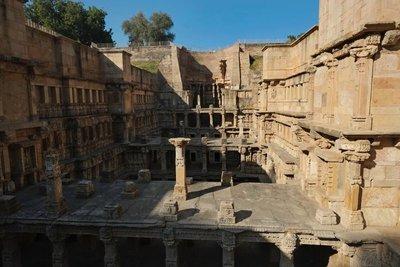 Rani-ki-Vav step-well, Patan, Rajasthan