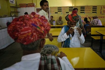 Bus station, Dungarpur, Rajasthan