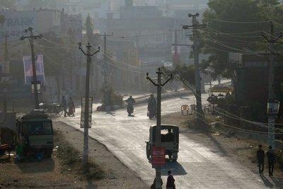 Street scene, Dungarpur, Rajasthan