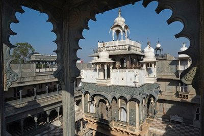Udai Bilas Palace, Dungarpur, Rajasthan