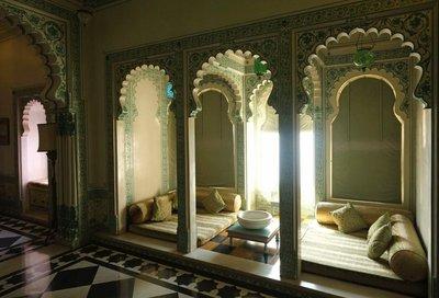 Shiv Niwas Palace Hotel, Udaipur, Rajasthan