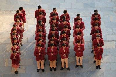 Students, Udaipur, Rajasthan