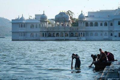 Lake Palace Hotel, Udaipur, Rajasthan