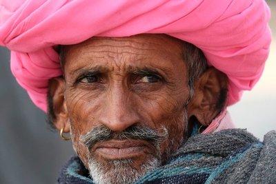 Portrait, Rajasthan