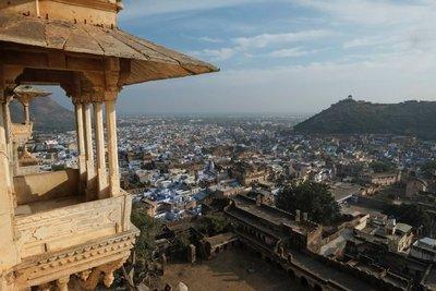 Bundi Palace, Rajasthan