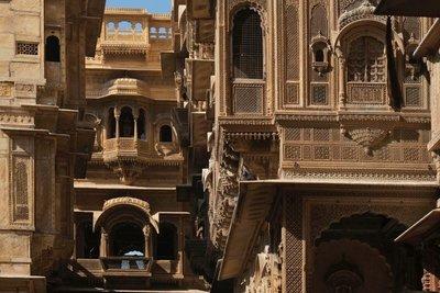 Patwa-ki-Haveli, Jaisalmer, Rajasthan