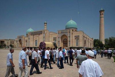 Khast Imam mosque, Tashkent, UZ