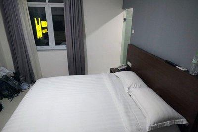 Hotel Miko, Makassar (21 euros, double room)
