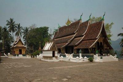 Wat Xieng Thong monastery, Luang Prabang