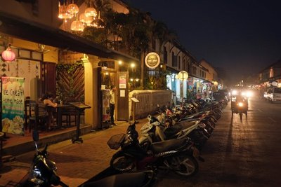 Life goes back to normal in Luang Prabang