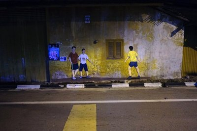 Street art Kuala Besut