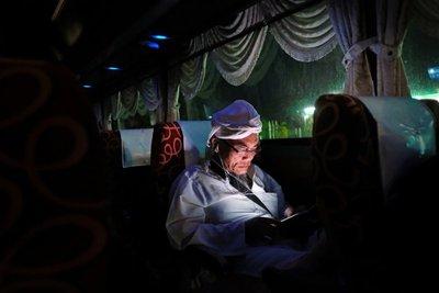 Bus From Kuala Besut to Kuala Lumpur