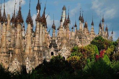 Kakku Pagoda