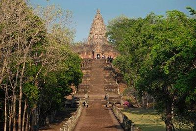 Phanom Rung temple, Buri Ram, Thailand