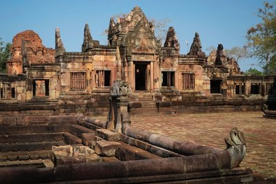 Prasat Muang Tam temple, Buri Ram Thailand