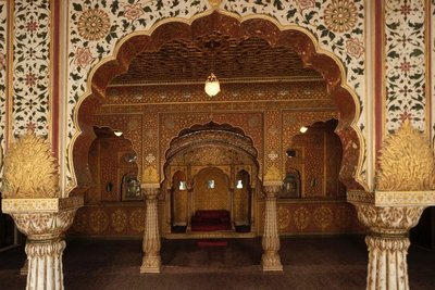 Junagarh Fort and Palace Bikaner, Rajasthan