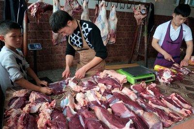Butcher, Bishkek