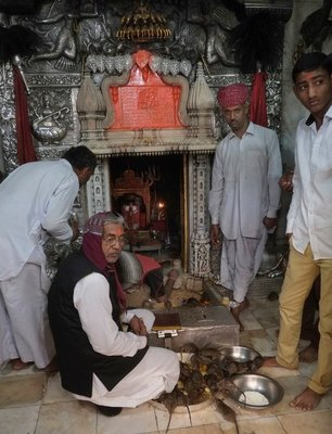 Karni Mata (Rat) Temple, Deshnok, Rajasthan