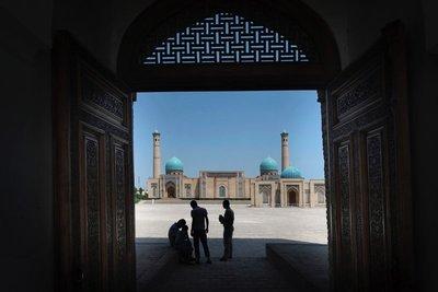 Khast Imam square, Tashkent, UZ