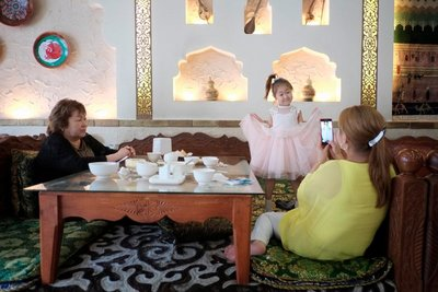 Bishkek restaurant