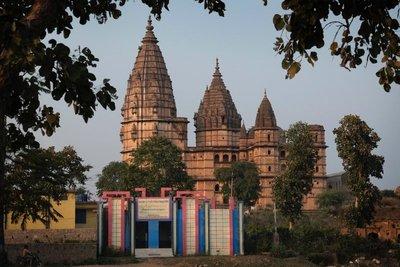 Orchha Chaturbhuj Temple, Madyha Pradesh