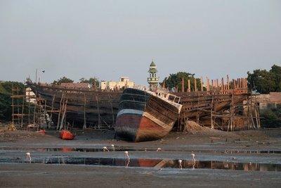 Shipyard, Mandvi
