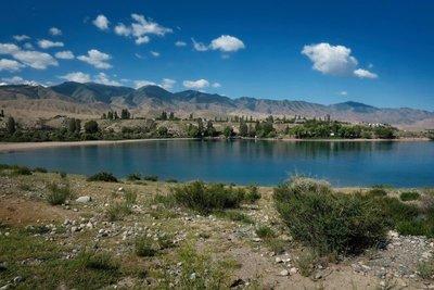 Lake Issy Kul, Barskoon