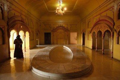 Dining Room, Deeg Palace, Rajasthan