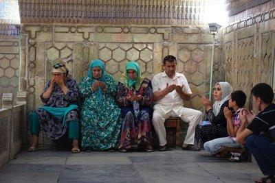 Amir Timur mausoleum, Samarkand, UZ