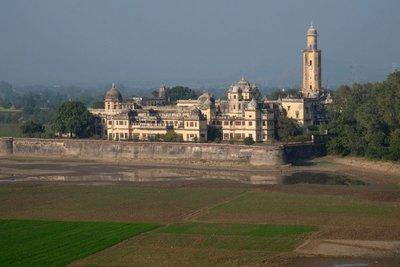 Vijay Mandir palace, near Alwar, Rajasthan