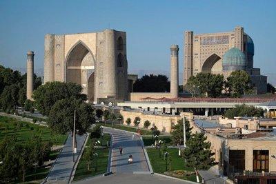 Bibi Khanoum, Samarkand, UZ