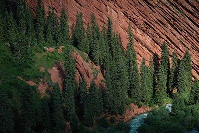 Jeti-Oguz Canyon aka Seven Bulls