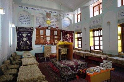 Synagogue Yahudiylar Machiti Bukhara, UZ