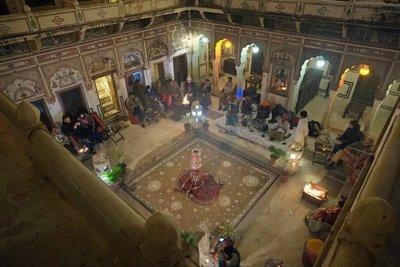 Mandawa Haveli, Shekawati region, Rajasthan