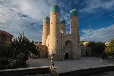 Char Minar, Bukhara, UZ