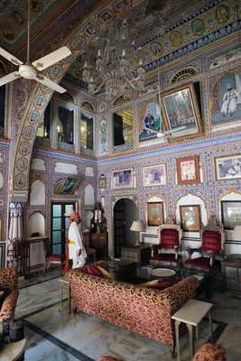 Mandawa Castle, Shekawati region, Rajasthan
