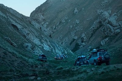 Off-Road Kings Expedition 2015