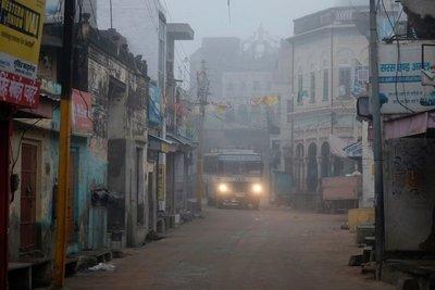 Mandawa, Shekhawati region, Rajasthan