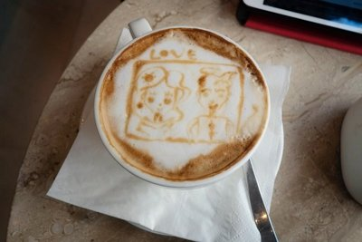 Cappuccino designs