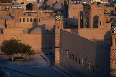 General view, Khiva, UZ
