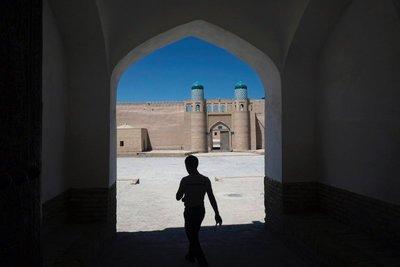 Khona Ark, Khiva, UZ