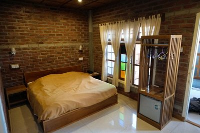 Teakwood Hotel ($45 room only), Nyaungshwe