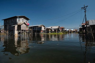 Floating Village, Lake Inle