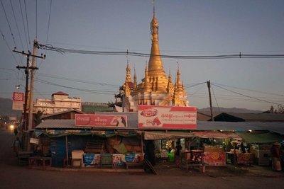 Pagoda, Nyaungshwe