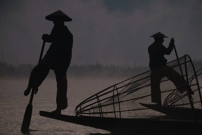 Fisherman, Lake Inle