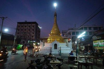 Pagoda, Mandalay