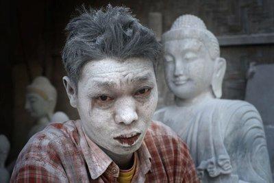 Stonecutter, Mandalay