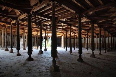 Juma Masjid Va Minorasi, Khiva, UZ