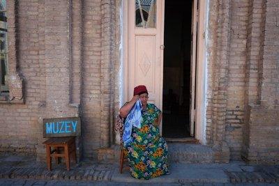 Khiva, UZ