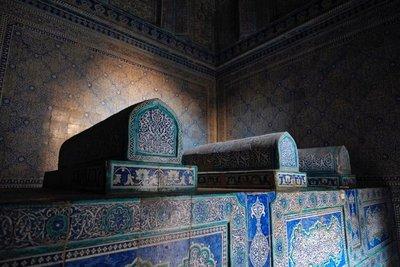 Pahlavon Mahmud mausoleum, Khiva, UZ